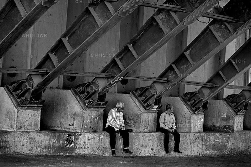 پنجمین جشنواره ملی عکس فیروزه - سیدمهرداد شریفی ، راه یافته به بخش چهره شهر | نگارخانه چیلیک | ChiilickGallery.com