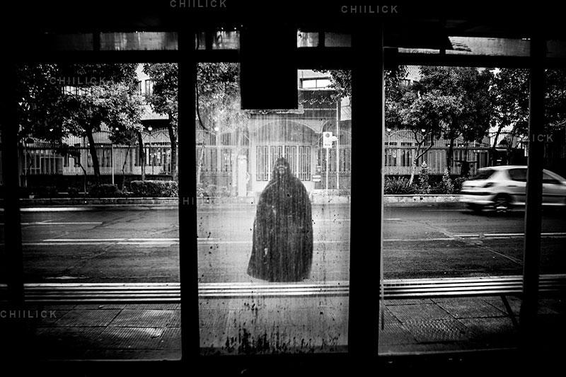 پنجمین جشنواره ملی عکس فیروزه - محمد بقال اصغری ، راه یافته به بخش چهره شهر | نگارخانه چیلیک | ChiilickGallery.com