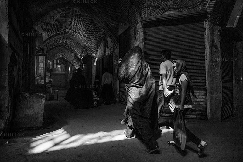 پنجمین جشنواره ملی عکس فیروزه - مسعود طالبی ، راه یافته به بخش چهره شهر | نگارخانه چیلیک | ChiilickGallery.com