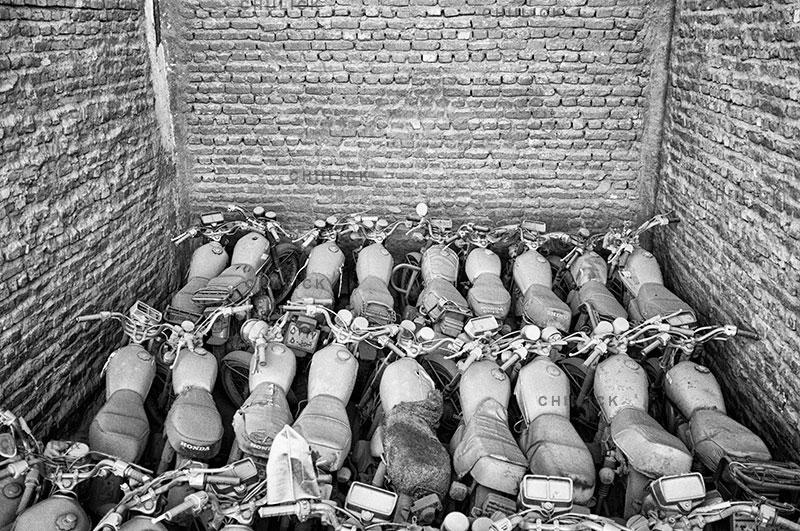 پنجمین جشنواره ملی عکس فیروزه - پرگل عینالو ، راه یافته به بخش چهره شهر | نگارخانه چیلیک | ChiilickGallery.com