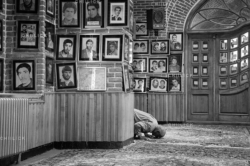 پنجمین جشنواره ملی عکس فیروزه - امید امیدواری ، نگاه برتر بخش پرتره محیطی | نگارخانه چیلیک | ChiilickGallery.com