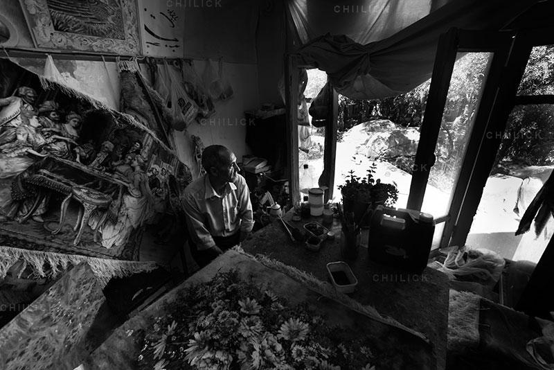 پنجمین جشنواره ملی عکس فیروزه - محمدرضا معصومی ، راه یافته به بخش پرتره محیطی | نگارخانه چیلیک | ChiilickGallery.com