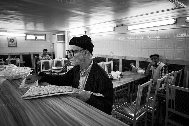 پنجمین جشنواره ملی عکس فیروزه - سید علی حسینیان نسب ، راه یافته به بخش پرتره محیطی | نگارخانه چیلیک | ChiilickGallery.com