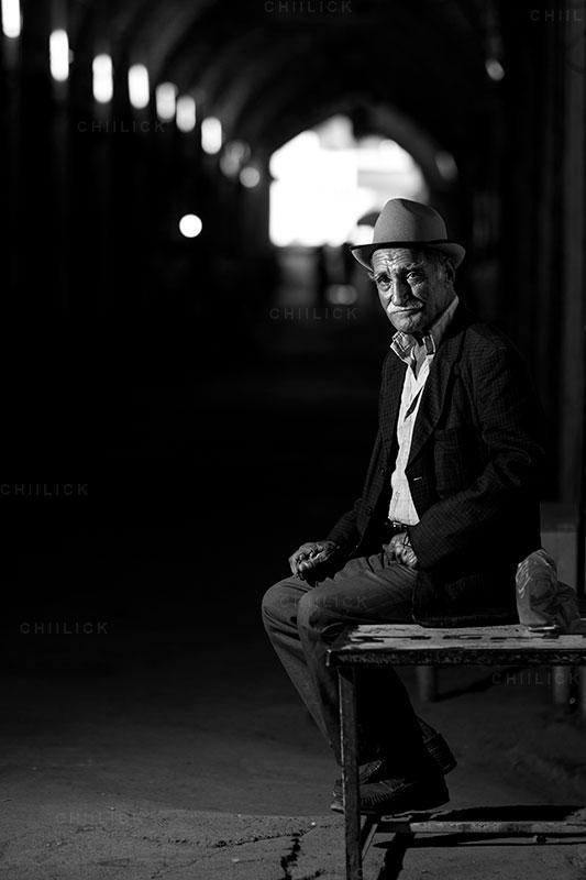 پنجمین جشنواره ملی عکس فیروزه - فرزاد آریان نژاد ، راه یافته به بخش پرتره محیطی | نگارخانه چیلیک | ChiilickGallery.com