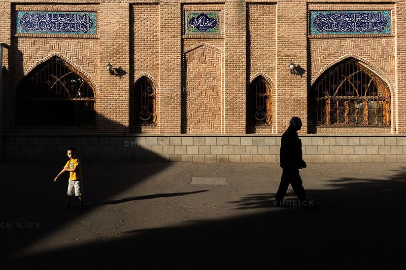 پنجمین جشنواره ملی عکس فیروزه - مهران چراغچی بازار ، راه یافته به بخش محلات قدیمی و دروازه های نه گانه | نگارخانه چیلیک | ChiilickGallery.com