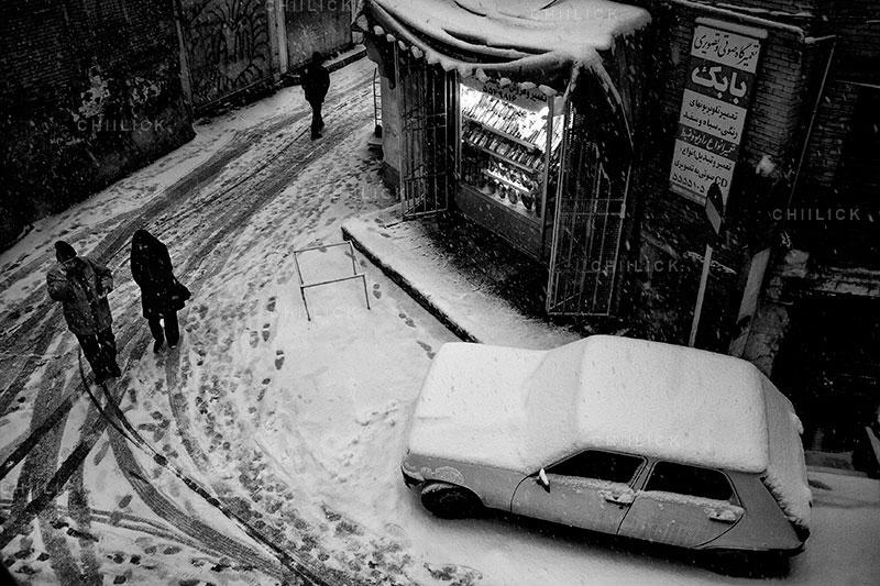 پنجمین جشنواره ملی عکس فیروزه - علیرضا وحید ، راه یافته به بخش محلات قدیمی و دروازه های نه گانه | نگارخانه چیلیک | ChiilickGallery.com