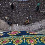 سومین سوگواره قاب خالی خورشید - حمیدرضا بازرگانی | نگارخانه چیلیک | ChiilickGallery.com