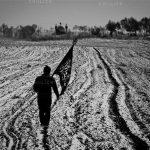 سومین سوگواره قاب خالی خورشید - سیده نیلوفر محمودیان | نگارخانه چیلیک | ChiilickGallery.com