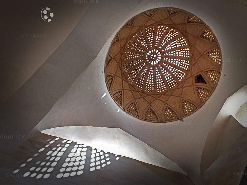 دومین جشنواره ایران شناسی - احمد فرهمندیان ، راه یافته به بخش تزیینات معماری | نگارخانه چیلیک | ChiilickGallery.com