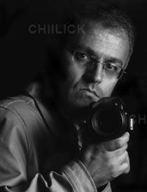 جاوید خدمتی عکاس ایرانی - پرتره