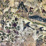 دومین جشنواره ایران شناسی- فرناز گودرزی ، راه یافته به بخش تزیینات معماری | نگارخانه چیلیک | ChiilickGallery.com