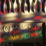 دومین جشنواره ایران شناسی - حمیدرضا حسینی ، راه یافته به بخش تزیینات معماری | نگارخانه چیلیک | ChiilickGallery.com