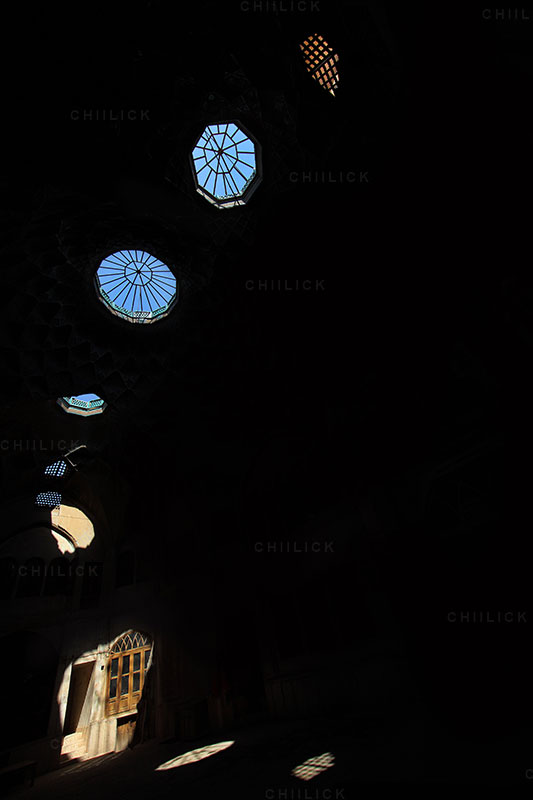 دومین جشنواره ایران شناسی - مسعود عطارهادی ، راه یافته به بخش بناهای عمومی و خصوصی | نگارخانه چیلیک | ChiilickGallery.com