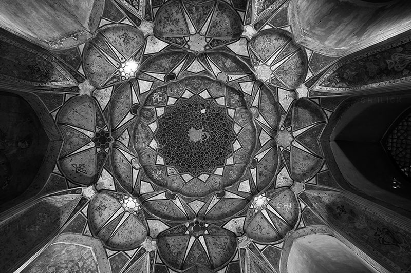 دومین جشنواره ایران شناسی - موسی احمدی زاده ، راه یافته به بخش تزیینات معماری | نگارخانه چیلیک | ChiilickGallery.com