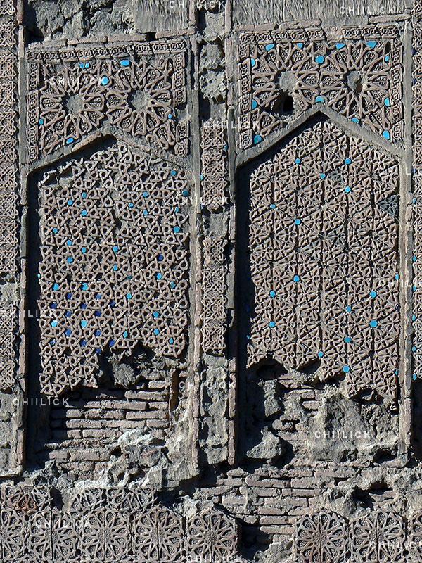 دومین جشنواره ایران شناسی - زهره خضری ، راه یافته به بخش تزیینات معماری | نگارخانه چیلیک | ChiilickGallery.com