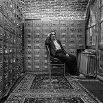ششمین جشنواره ملی عکس فیروزه | زهره مسگرانی از تهران، راه یافته به بخش پرتره محیطی | نگارخانه چیلیک ، www.ChiilickGallery.com