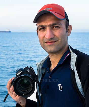 محمد قدمعلی عکاس ایرانی