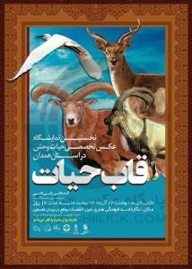 حیات وحش علی ثقفی در همدان