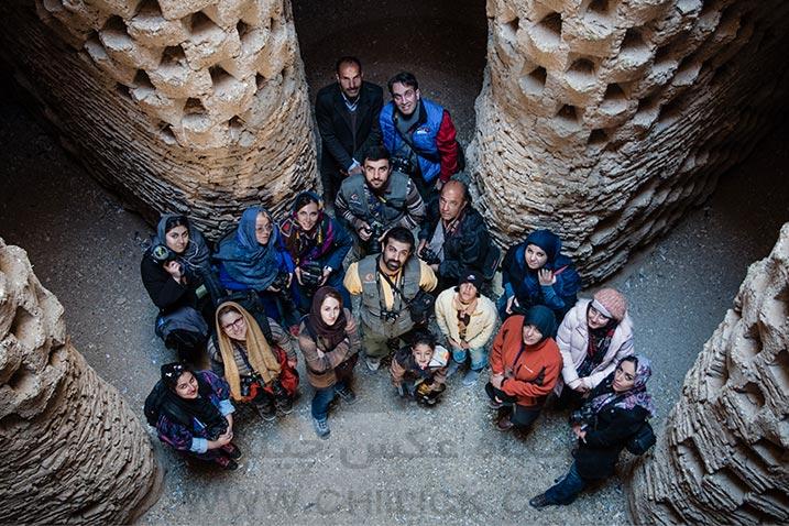تور عکاسی قورتان ورزنه اصفهان