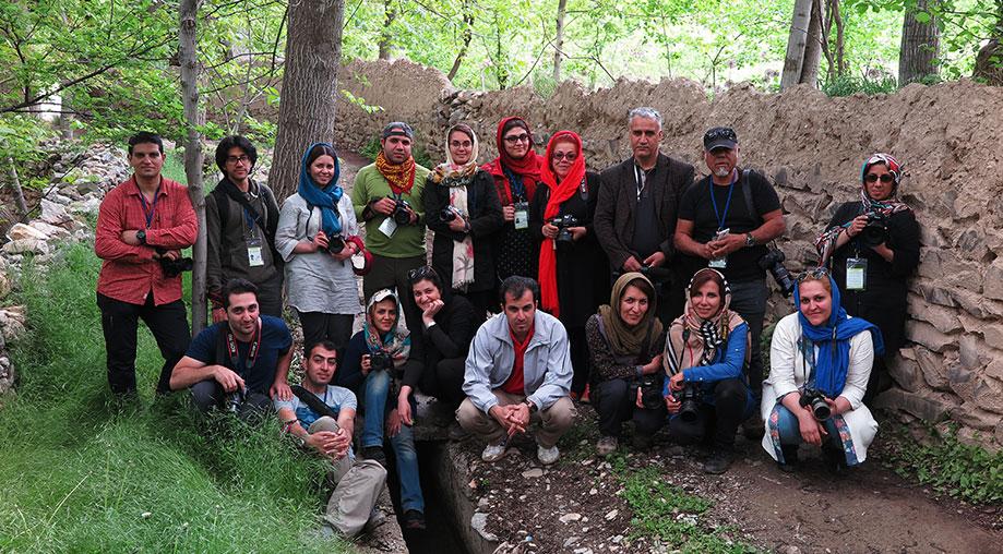 86ومین تور عکاسی چیلیک ، کوچه باغ های خوانسار