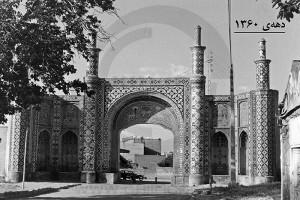 کوشک قزوین - خلیل امامی