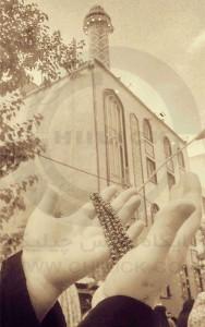 عکاسی فطر - مسجد