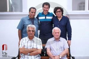 داوران بخش عکس جشن سینمای ایران