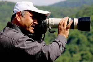 ابراهیم رفیعی پرکوهی عکاس ایرانی