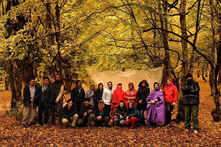 تور عکاسی چیلیک - پاییز جنگل گلستان/ گرگان