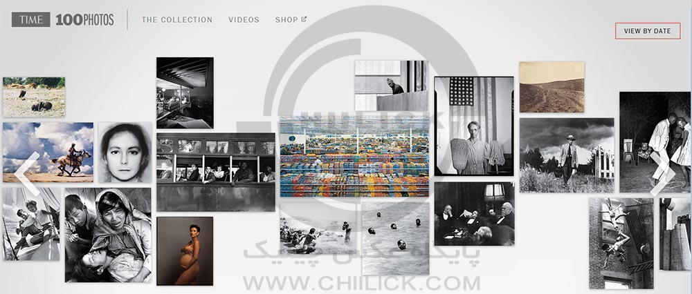 100 عکس برتر به انتخاب نشریه تایم