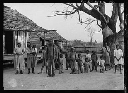 لویس هاین ، کارگران روسی فولاد ، مزرعه رعیتی ،1908