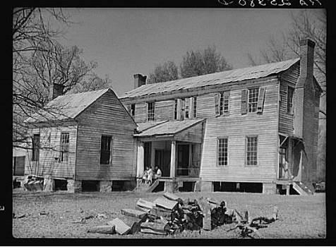 آرتور روتشتاین ، نگروز ، بردگان سیاه پوست سابق کشت و زرع، گیزبند، آلاباما، 1937