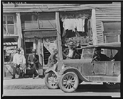 یاکوب رس ، 5 سنت اجاره مسکن ، خیابان بایارد ، 1889