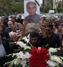 گزارش تصویری: تشییع پیکر عکاس پیشکسوت منوچهر یگانه دوست