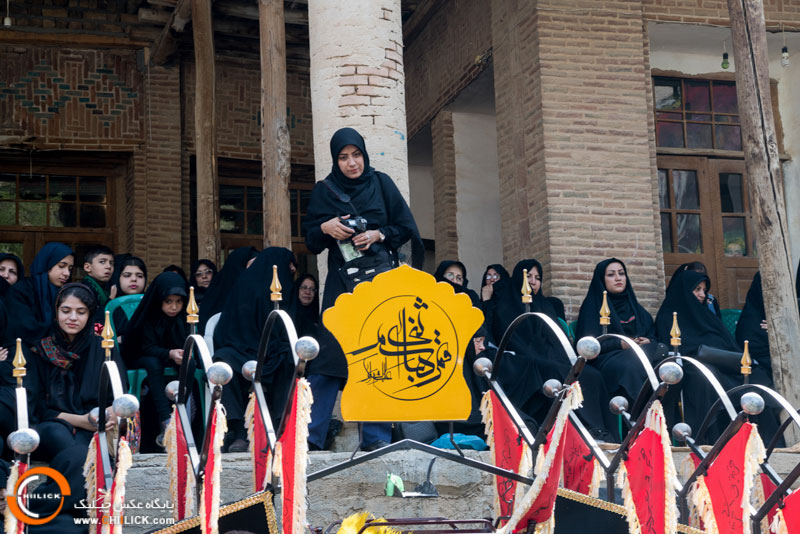 صد و دوازدهمین تور عکاسی چیلیک ، عکاسی آیینی از تاسوعا و عاشورای حسینی | عکاس: مجتبی محسنی