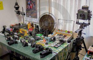 نمایشگاه دوربین و تجهیزات عکاسی