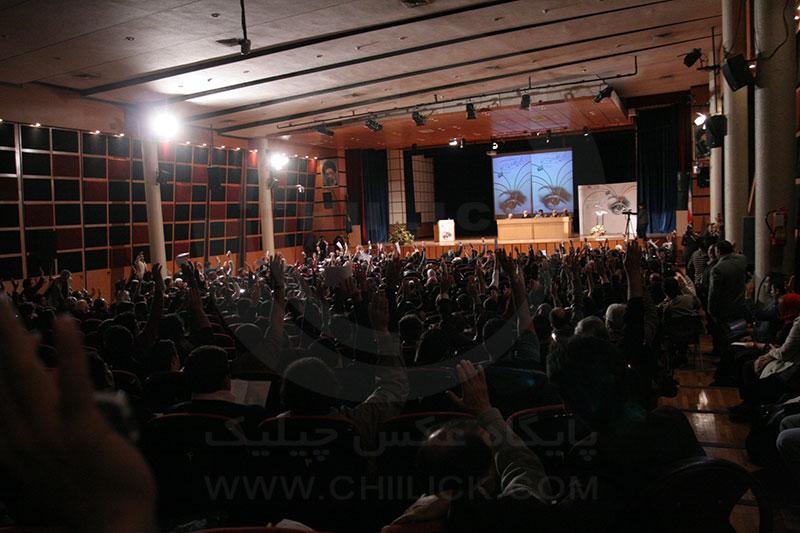 ده سالگی انجمن عکاسان ایران