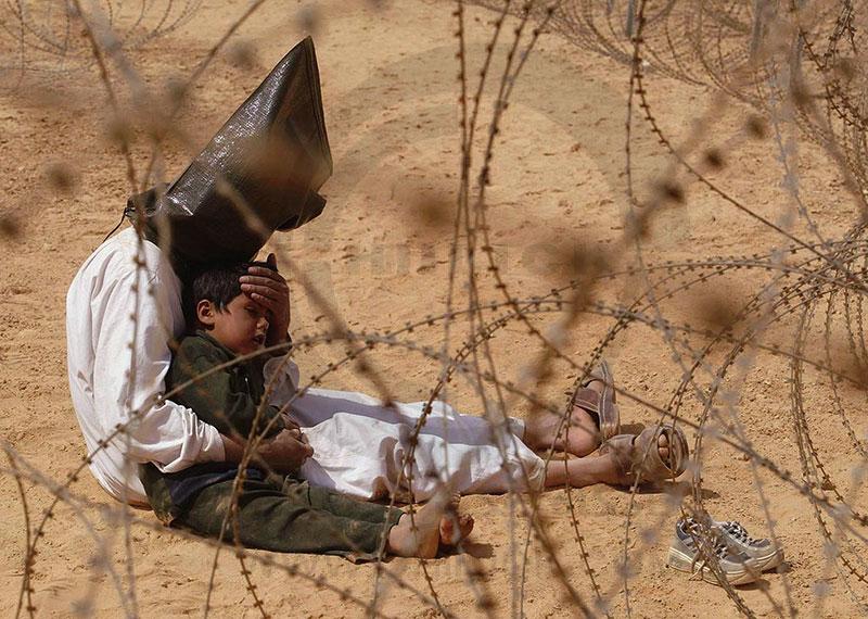 در چنین روزی عکس برگزیده سال توسط «ژان مارک بوجو» در عراق به ثبت رسید